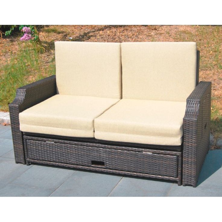 Best 25 Polyrattan Sofa Ideas On Pinterest Rattan Ecksofa Braunes Haus Au En And Decking