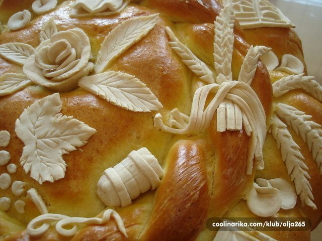 Slavski kolac — Coolinarika