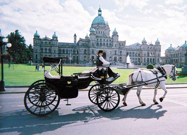加拿大BC省:当艺术遇见生活 #布查特花园