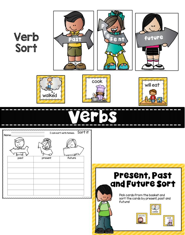 Are you looking to introduce verbs to your students? This set of beginning verb posters, write the room and activities set will make verbs a breeze for your little ones. This set does include worksheets for accountability purposes for most center games.