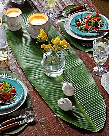 Tommy Bahama - BaliHai? Table Runner