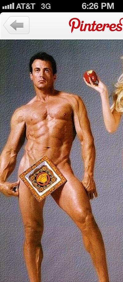 Sexy nude sylvester stallone pics picture scenes