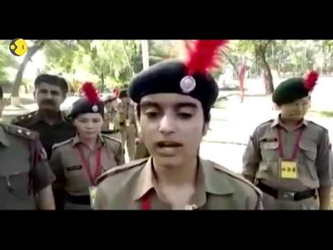 WION: J&K: Meet the National Cadet Corps girl with a messageJ&K: Meet the National Cadet Corps girl with a message