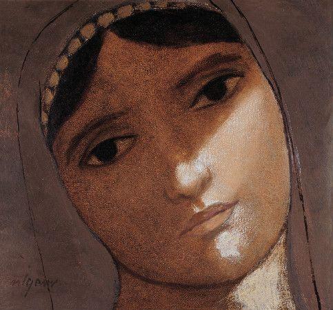 nuri iyem - portre