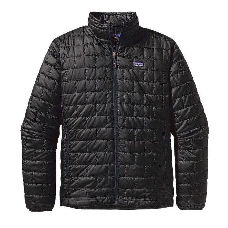 Patagonia Men's Nano Puff Jacket 84211 Black