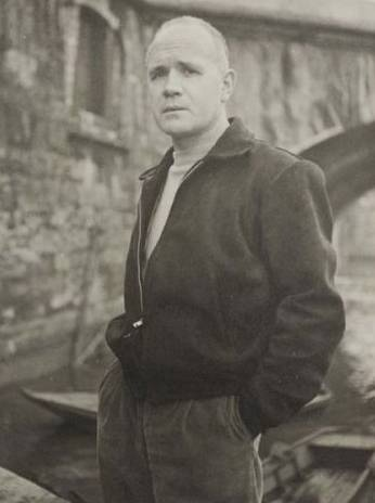 french writer Jean Genet; photo:  Roger Parry