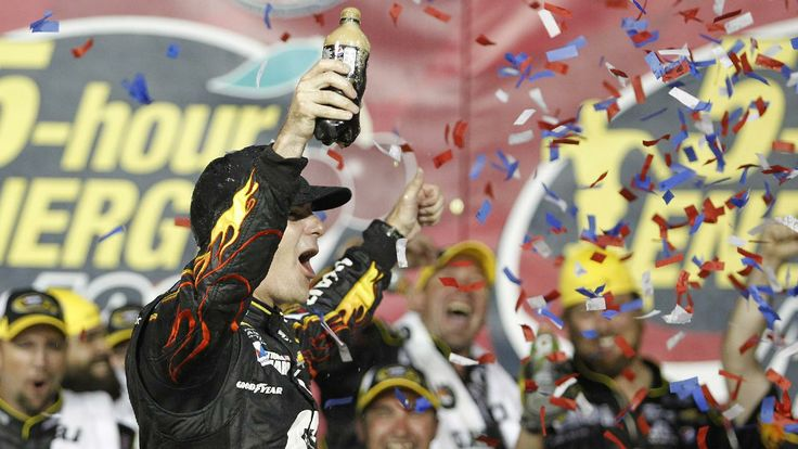 Rejuvenated Jeff Gordon feeling young again