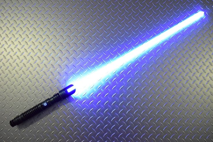Can you believe that there's enough of a demand for DIY lightsabers to support this niche market for parts?