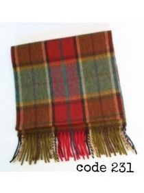 JOHN HANLY LAMBSWOOL SCARF 231