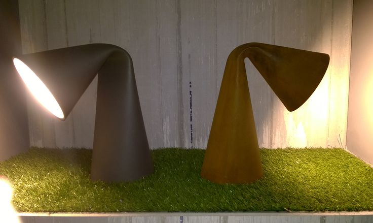 Corpuri de iluminat de exterior - pitici de gradina din alama antichizata www.lucedomotica.ro