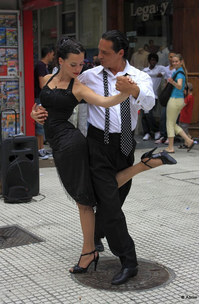 Argentine Tango. I've just started studying this  technique. It's incredibly beautiful and incredibly difficult, but I love it.
