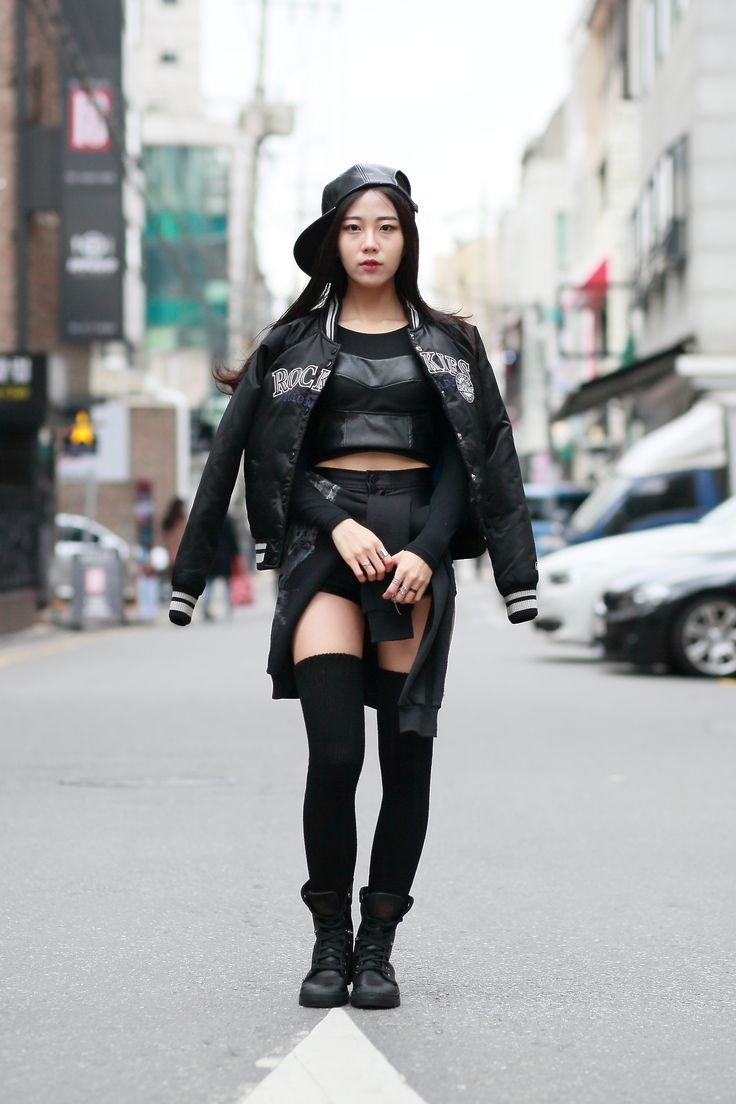 122 Best Asian Street Style Images On Pinterest Harajuku