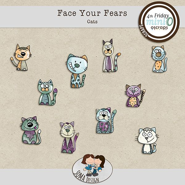 SoMa Design: Face Your Fears - Cats