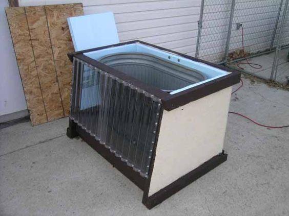 1000 Ideas About Stock Tank Heater On Pinterest Barn