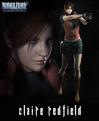 Claire Redfield <3