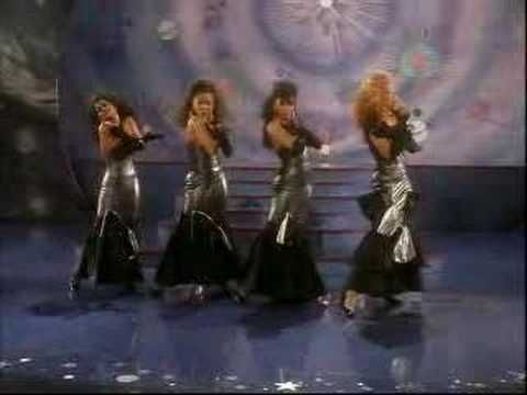 """Be Alone Tonight"" - The Rays (Tisha Campbell, Jasmine Guy, Karen Owens and Michelle Whitney -Morrison.) From ""School Daze directed by Spike Lee)"