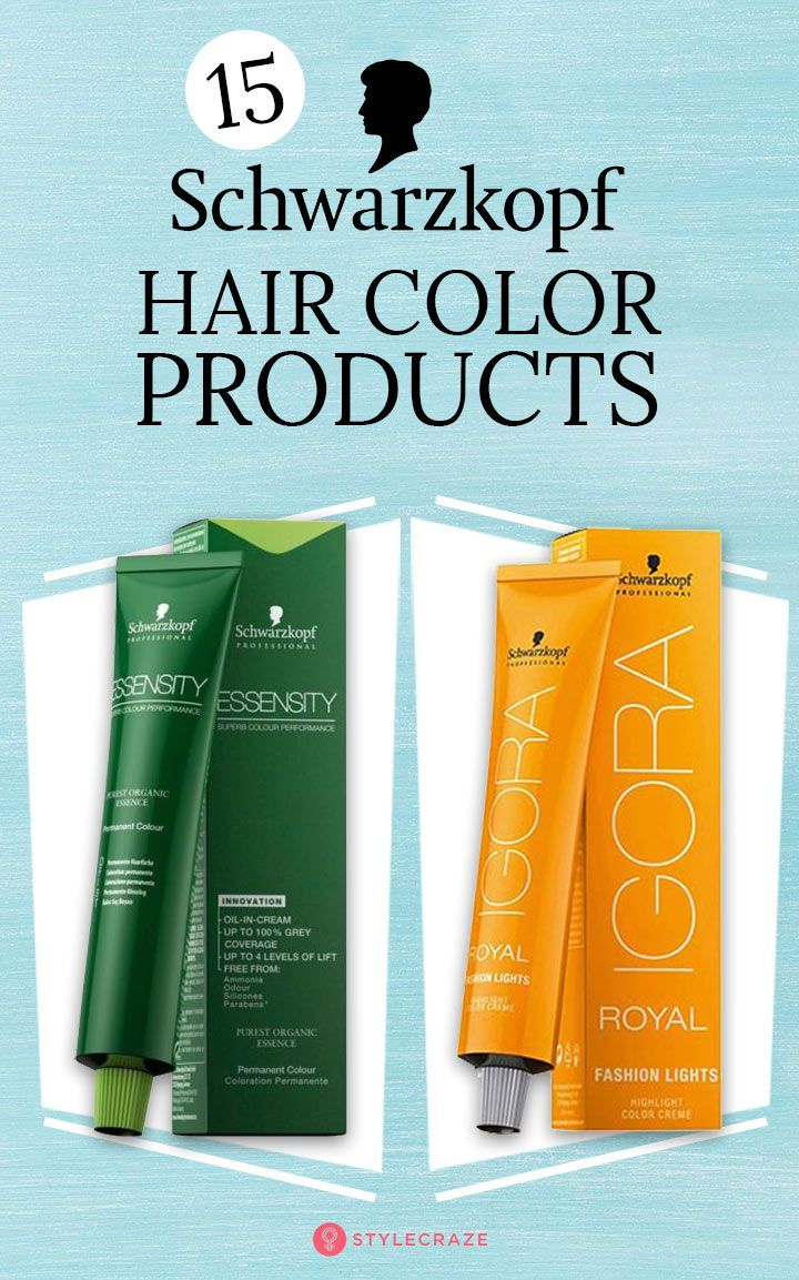 13354fffe7 15 Best Schwarzkopf Hair Color Products To Try In 2019 | Hair | Hair color, Schwarzkopf  hair colour, Hair care