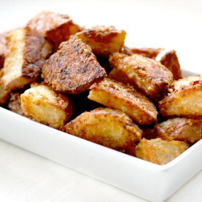 foodvee :: Parmesan Roasted Potatoes