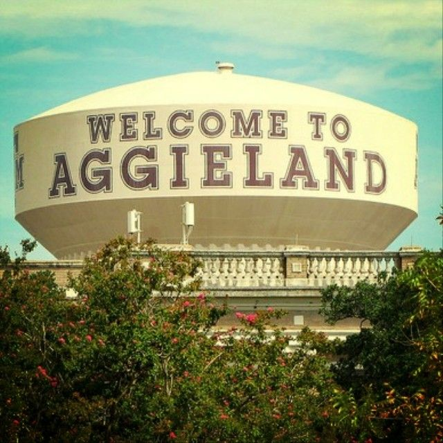 Texas A&M University Alma mater of my husband, son and daughter-in-law