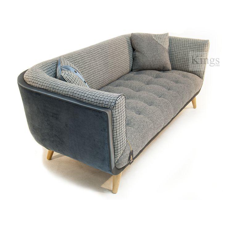 Harris Tweed Sofa. Awesome Bowmore Grand Seater Sofa With Harris ...