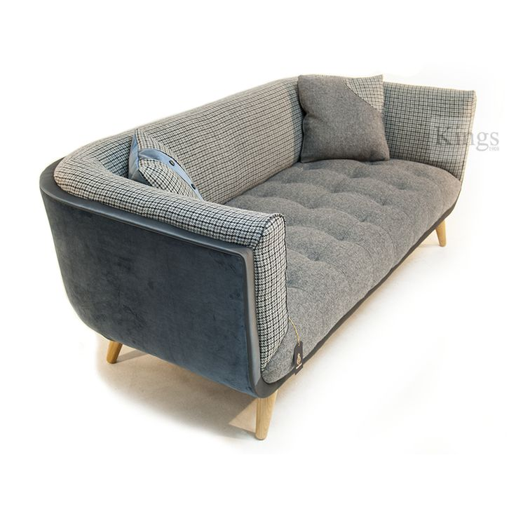 Tetrad Noah Sofa, the latest in the Harris Tweed Collection www.kingsinteriors.co.uk/brands/tetrad-harris-tweed/tetrad-harris-tweed-noah-sofa
