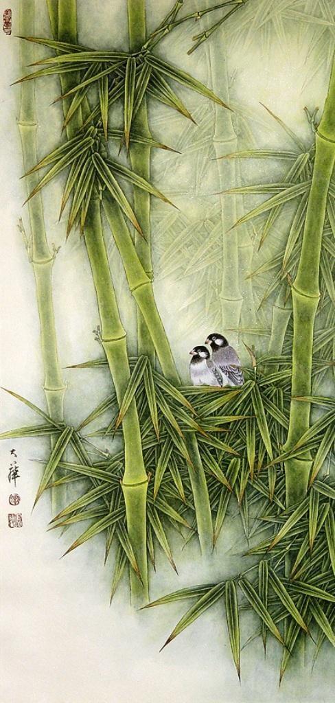Картинки бамбук япония китай