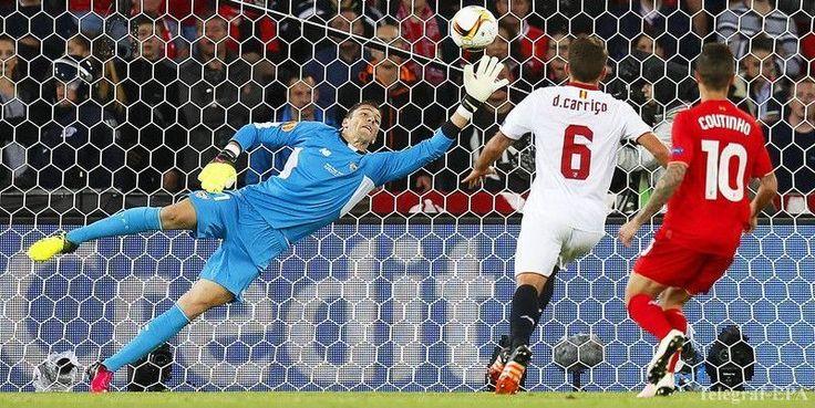 Севилья обыграла Ливерпуль в финале Лиги Европы