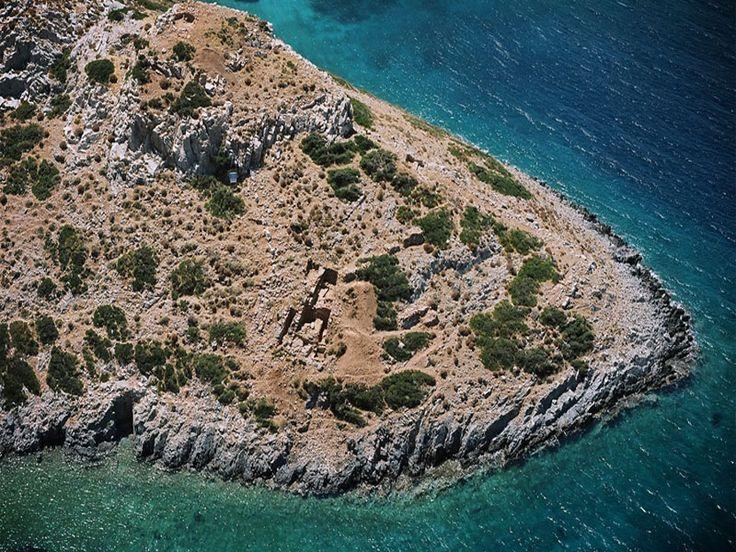 Agathonisi #mysteriousgreece