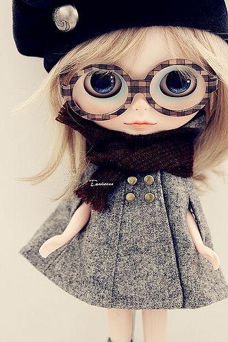 Custom Blythe by Euniceeva