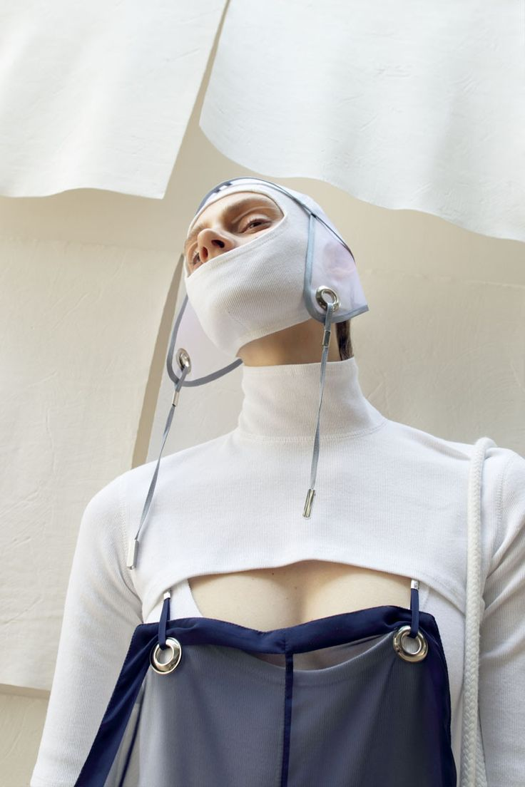 CSM Fashion & Fine Art, 1Granary:  Art by Maia Gaffney-Hyde // Fashion by James Mitchell