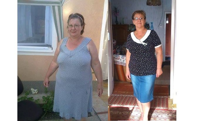 Pusoma Ilona eredménye: -25 kg http://regenordieta.hu/