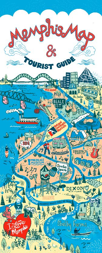 order your free guide to memphis