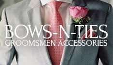 Wedding Contests - Win a $200 Gift Card for Wedding Ties for your wedding in this Contest.