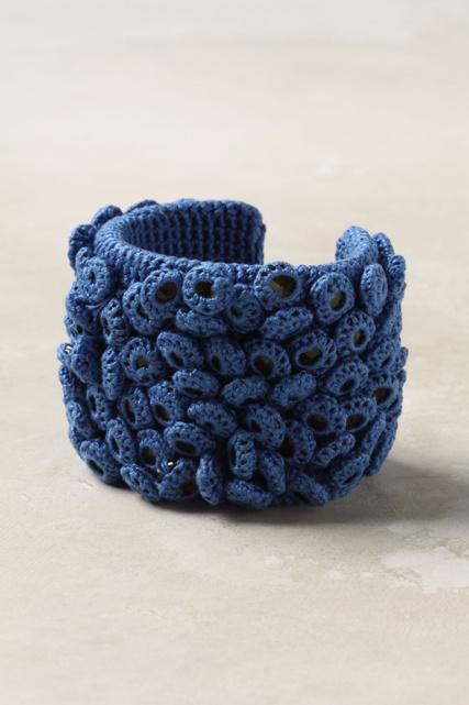 MyPicot Club | Crochet & Knitting: Jewelry Crochet, Crochet Dreams, Crafty, Bracelets, Diy Jewelry, Crochet Jewelry, Crochet Inspiration, Crochet Knits, Crafts