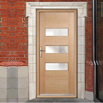 double glazed doors stockholm external oak door with frosted double glazing