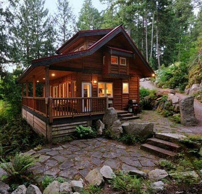 Les 479 Meilleures Images Du Tableau Maisons De Montagne