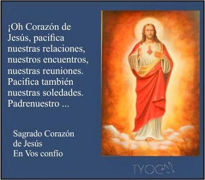 Día 21 mes del Sagrado Corazón de Jesús