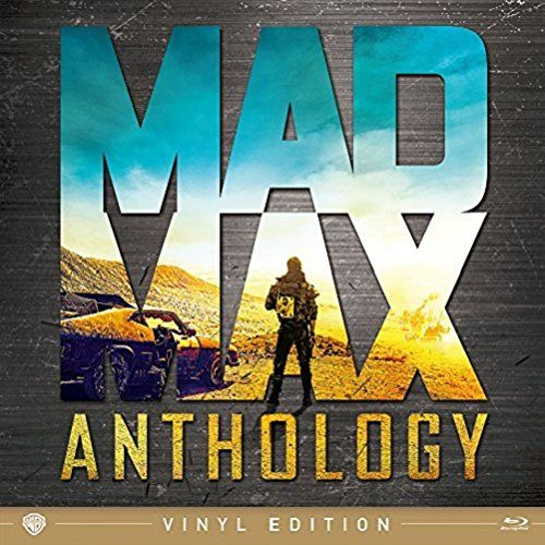 Mad Max Anthology Vinyl Edition 4 Blu Ray Anthology Max Mad Vinyl Mad Max George Miller Comedia