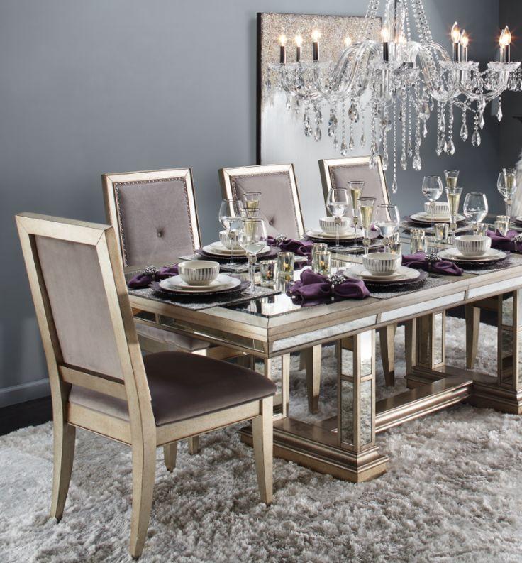 Dining Room Decor Inspiration: 197 Best Decorating/Z Gallerie ♡ Images On Pinterest