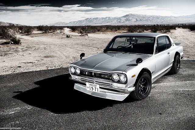 Nissan Skyline ITB'd RB25