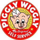 Piggly Wiggly where my mom shopped