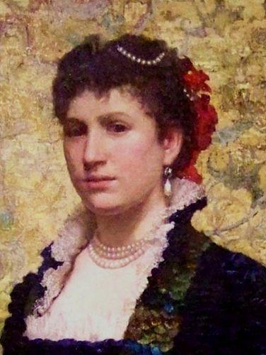 Painting by Henryk Siemiradzki (1881), in the Detroit Institute of Arts