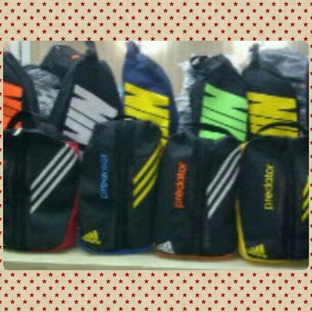 Handbags football boots