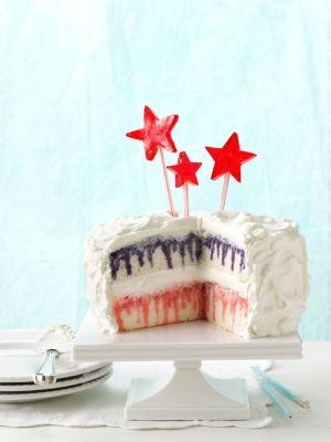 July 4th Poke Cake by PattyZ