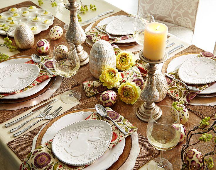 The elegant side of Easter