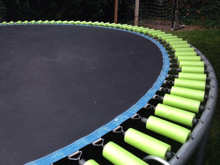 1000 id es sur le th me trampoline de nouille de piscine sur pinterest ress - Ressort de trampoline ...
