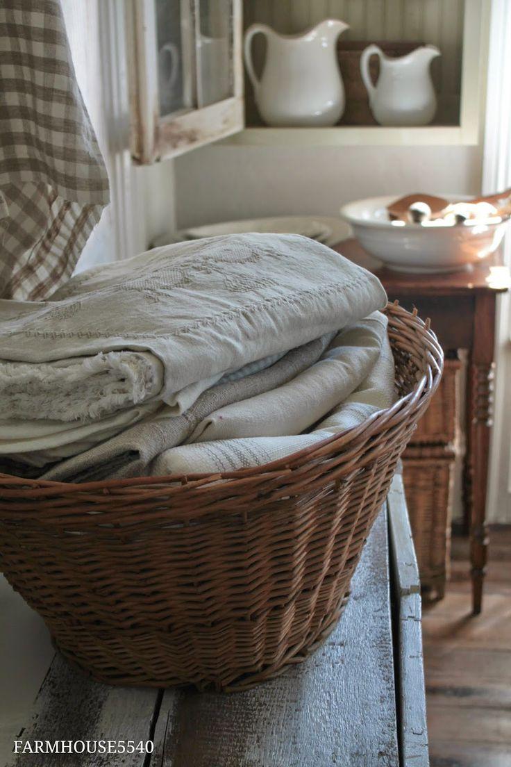 best 25+ farmhouse baskets ideas on pinterest | farmhouse bar