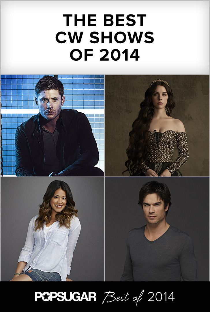 What Is The CW's Best Show of 2014? #Supernatural // this isn't even a fair race haha