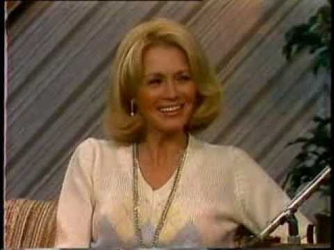 Angie Dickinson on beautiful men, 1978: CBC Archives