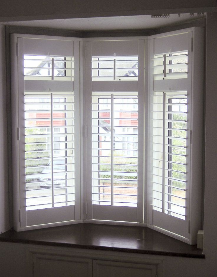 Interior Window Shutters Wood